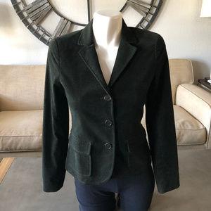 4f77811fe5 Theory Charcoal Blazer Jacket, size 4